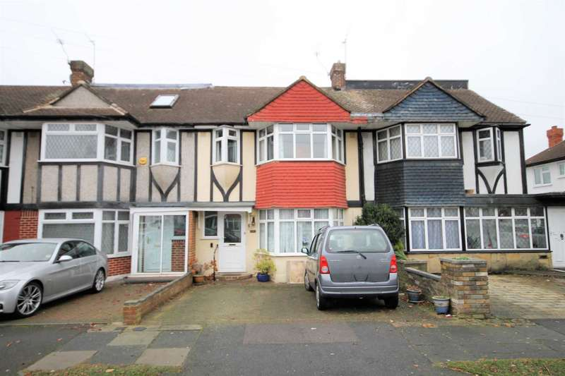 3 Bedrooms Terraced House for sale in Seymour Avenue, Morden
