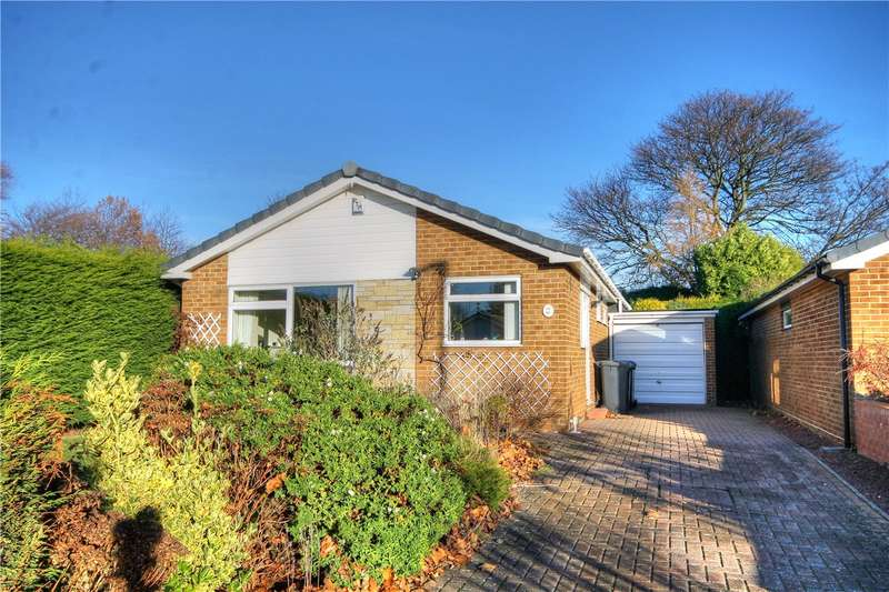 2 Bedrooms Detached Bungalow for sale in Fenton Close, Waldridge Park, Chester le Street, DH2