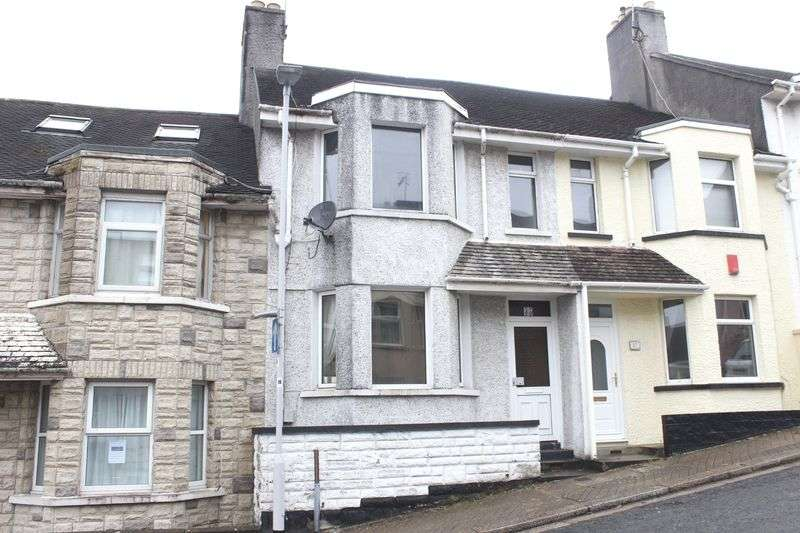 3 Bedrooms Terraced House for sale in Warleigh Avenue, Keyham, Plymouth