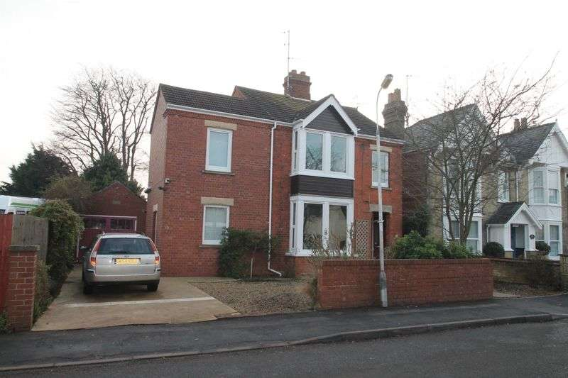 5 Bedrooms Semi Detached House for sale in Matmore Gate, Spalding