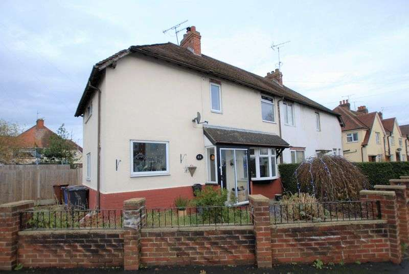 3 Bedrooms Semi Detached House for sale in Park Avenue, Uttoxeter