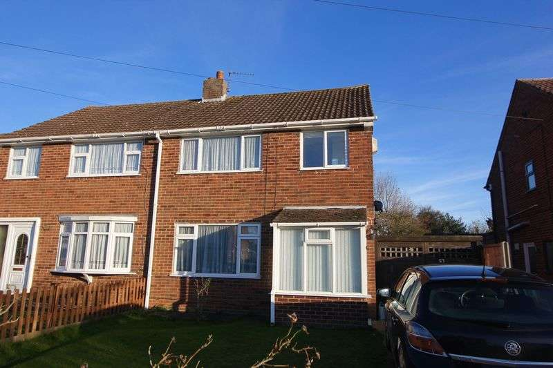 3 Bedrooms Semi Detached House for sale in Fairgreen Road,Caddington,