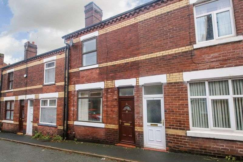 2 Bedrooms Terraced House for sale in Dicconson Crescent, Swinley