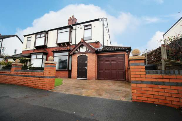 3 Bedrooms Semi Detached House for sale in Vestris Drive, Salford, Greater Manchester, M6 8EL