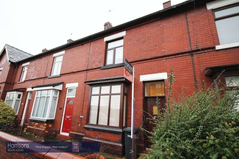 2 Bedrooms Terraced House for sale in Crescent Road, Great Lever, Bolton, Lancashire