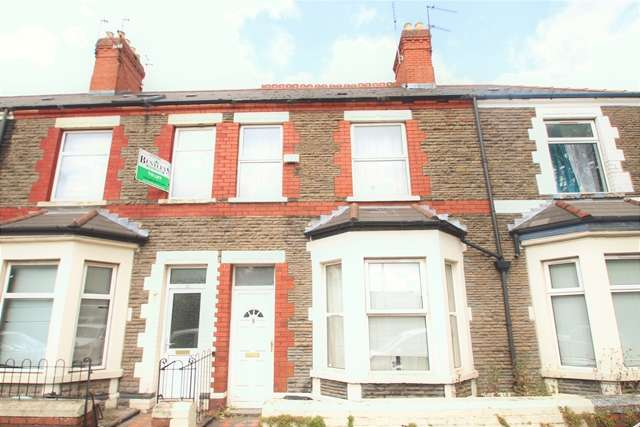 7 Bedrooms Terraced House for rent in Bedford Street, Cathays, CF24 3DB