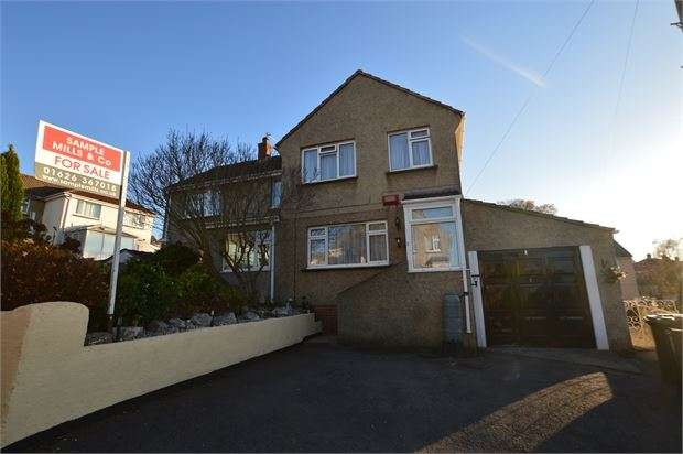 3 Bedrooms Semi Detached House for sale in Fallowfield Close, Newton Abbot, Devon. TQ12 4EG