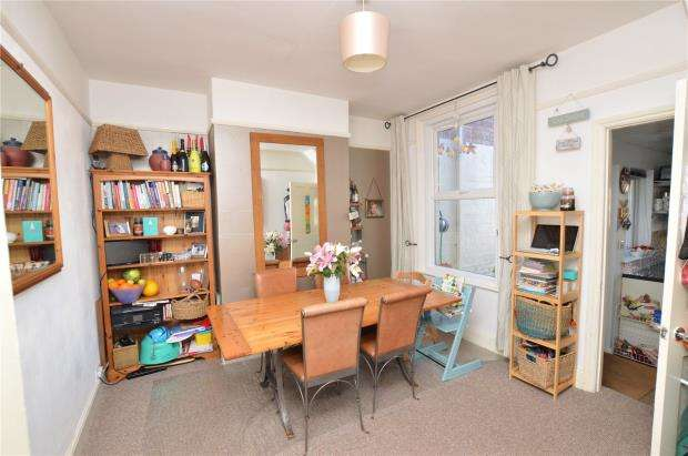 2 Bedrooms Terraced House for sale in Ryll Grove, Exmouth, Devon
