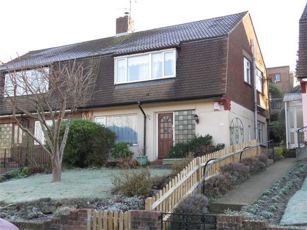 3 Bedrooms Semi Detached House for sale in Bannister Road, Penenden Heath, MAIDSTONE, Kent