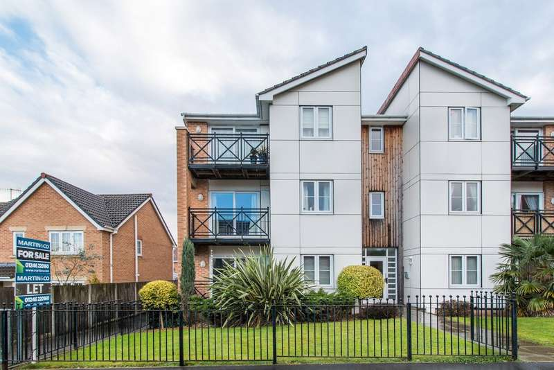 1 Bedroom Flat for sale in Kentmere House, The Spires