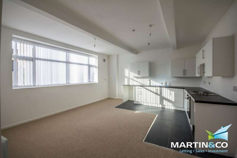 2 Bedrooms Flat for sale in Harrison Road, Erdington, B24
