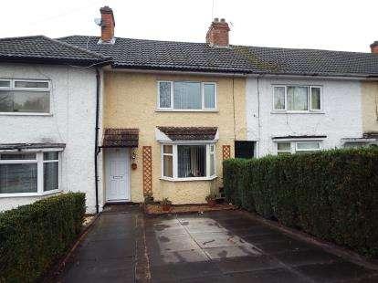 3 Bedrooms House for sale in Glastonbury Road, Birmingham, West Midlands