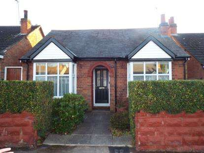 2 Bedrooms Bungalow for sale in Brighton Avenue, Syston, Leicester, Leicestershire