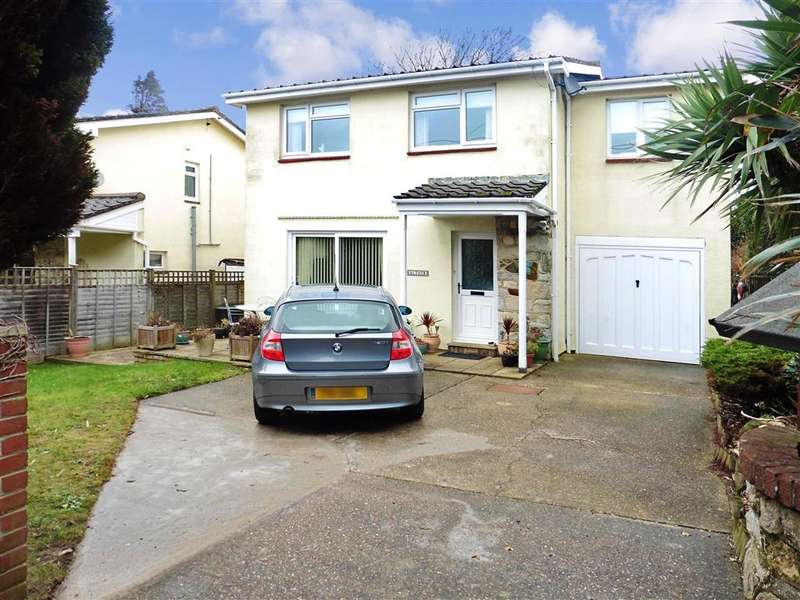 4 Bedrooms Detached House for sale in Colwell Chine Road, Colwell, Freshwater, Isle of Wight