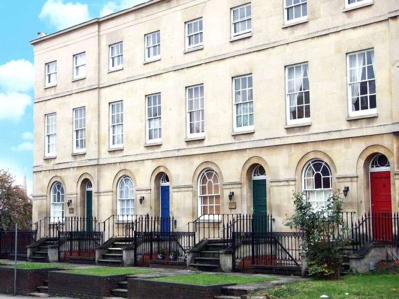 1 Bedroom Apartment Flat for sale in Blenheim Terrace, Blenheim Place, Castle Street, Reading, RG1