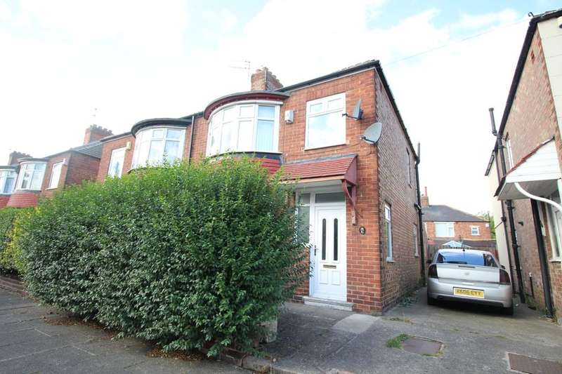 3 Bedrooms Semi Detached House for sale in York Road, Middlesbrough, TS5