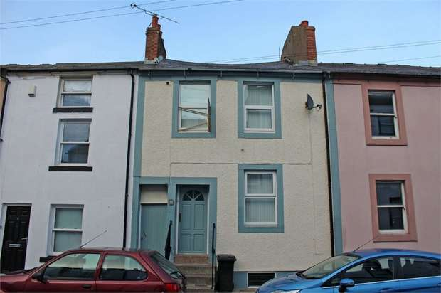 3 Bedrooms Terraced House for sale in Kirkby Street, Maryport, Cumbria