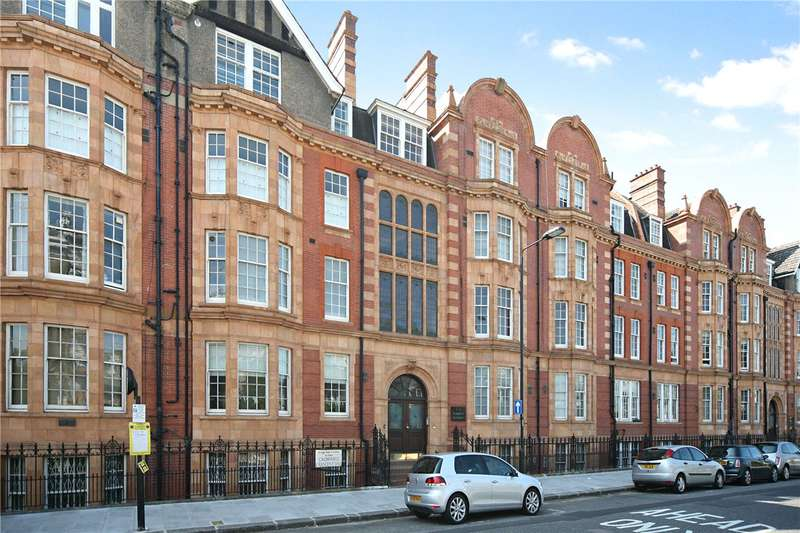 3 Bedrooms Flat for sale in Warwick Mansions, Cromwell Crescent, London, SW5