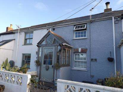 2 Bedrooms Terraced House for sale in St. Newlyn East, Newquay, Cornwall