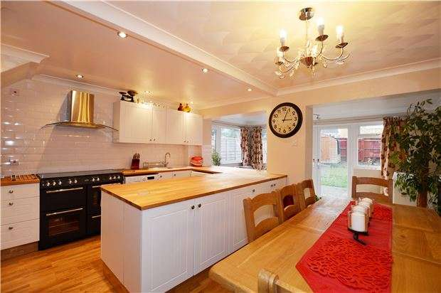 3 Bedrooms Semi Detached House for sale in Bridges Close, ABINGDON, Oxfordshire, OX14 5PF