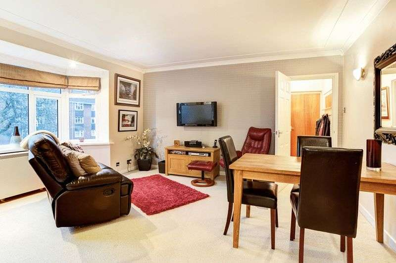 1 Bedroom Flat for sale in Henshall Hall Drive, Congleton