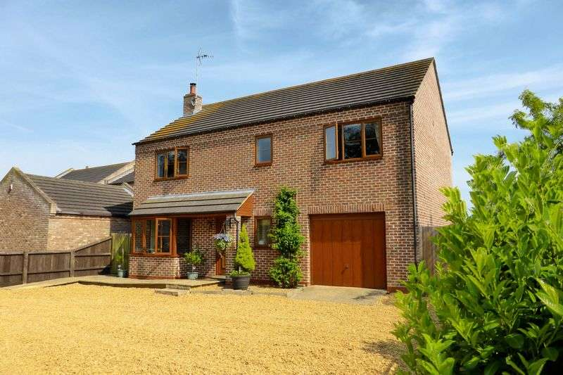 4 Bedrooms Detached House for sale in Front Road, Murrow, Cambridgeshire