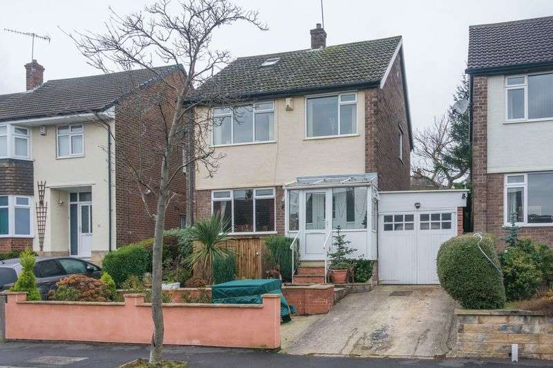 3 Bedrooms Detached House for sale in Hollins Close Stannington S6 5GN - Viewing Highly Recomended