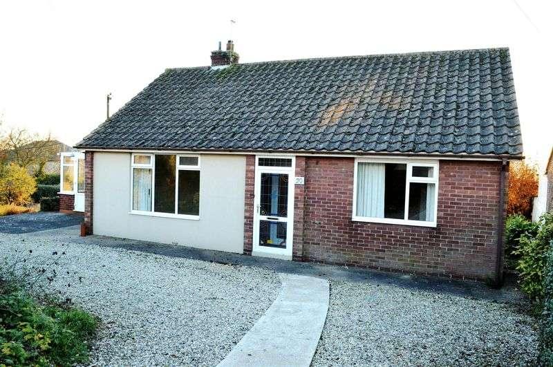 2 Bedrooms Detached Bungalow for sale in Queen Street, Kirton Lindsey