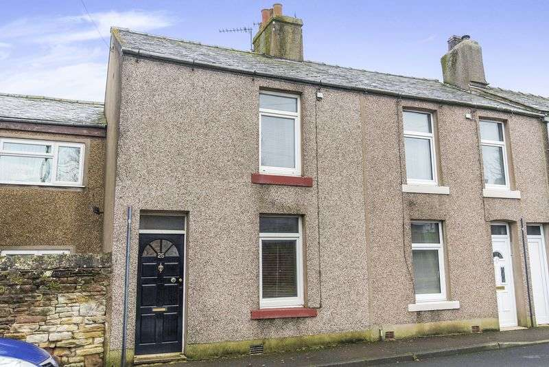 2 Bedrooms House for sale in Main Street, Workington CA14