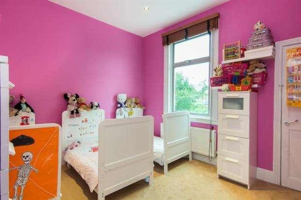 4 Bedrooms Terraced House for sale in Farm Lane, London, SW6