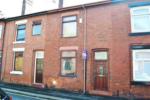 2 Bedrooms Terraced House for sale in Jaffrey Street, Leigh