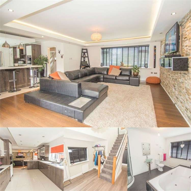 4 Bedrooms Detached House for sale in St Annes Road, Canvey Island, SS8