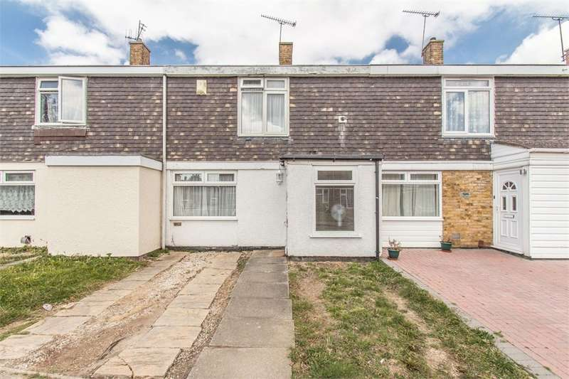 2 Bedrooms Terraced House for sale in Little Lullaway, Basildon, SS15