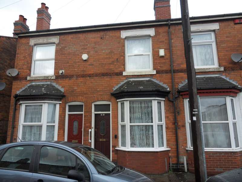 3 Bedrooms Terraced House for sale in Gough Road, Birmingham