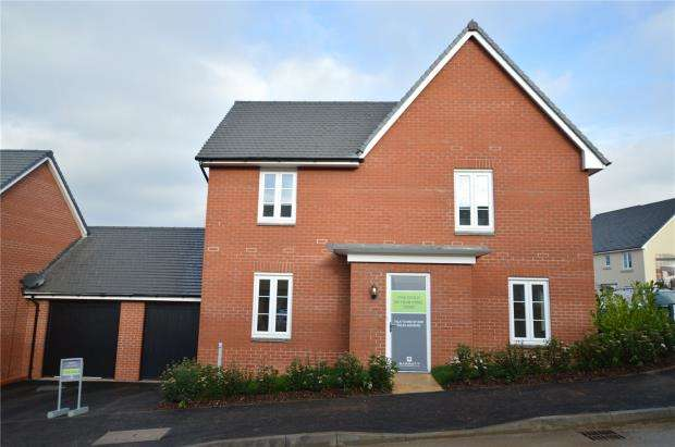 4 Bedrooms Detached House for sale in Hawthorn Rise, Windsor Avenue, Newton Abbot, Devon