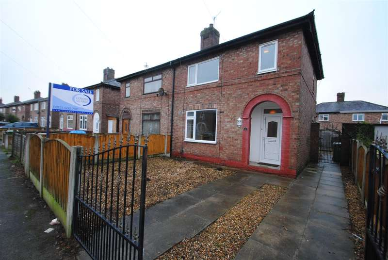 3 Bedrooms Property for sale in Tilston Avenue, Warrington