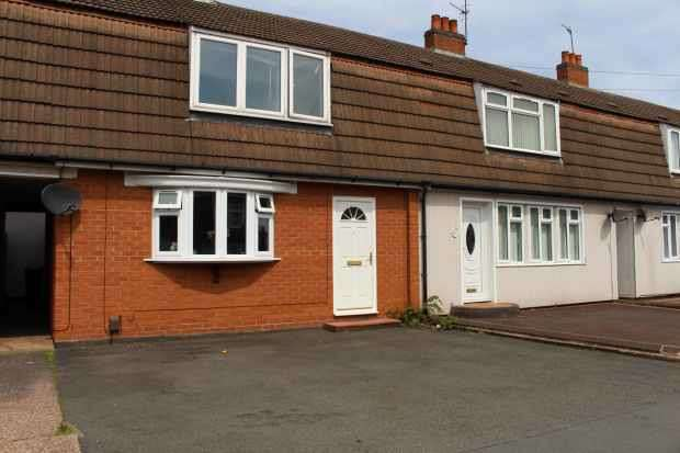 3 Bedrooms Terraced House for sale in Heath Road, Dudley, West Midlands, DY2 0AS