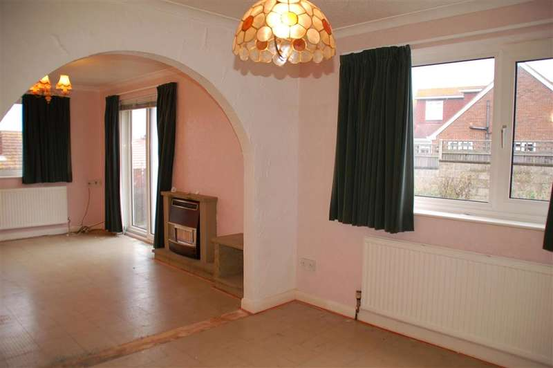 2 Bedrooms Detached Bungalow for sale in Davids Close, Broadstairs, Kent