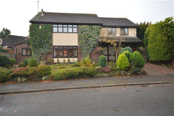 5 Bedrooms Detached House for sale in Christopher Drive, Eastham