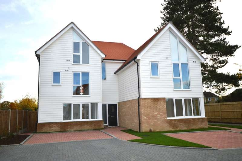 3 Bedrooms Semi Detached House for sale in The Old Goods Yard, Neames Forstal, Faversham, ME13