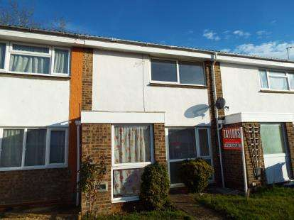 2 Bedrooms Terraced House for sale in Lancaster Close, Bicester, Oxfordshire