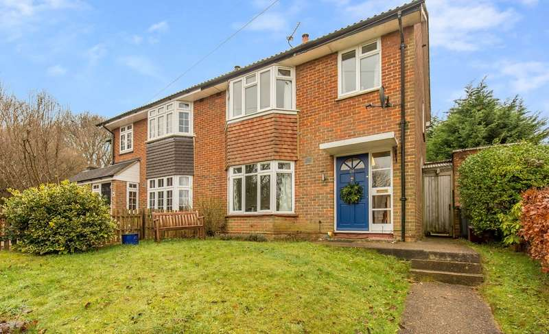 3 Bedrooms Semi Detached House for sale in Grisedale Gardens, Purley, CR8 1EN