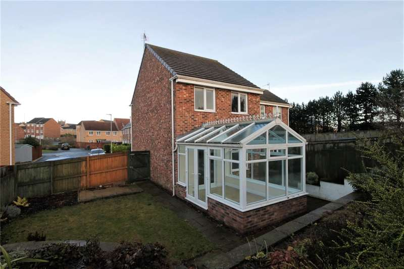 3 Bedrooms House for sale in Generation Place, Consett, County Durham, DH8