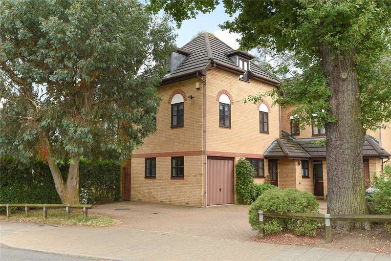 4 Bedrooms Mews House for sale in Pinner Hill Road, Pinner, Middlesex, HA5