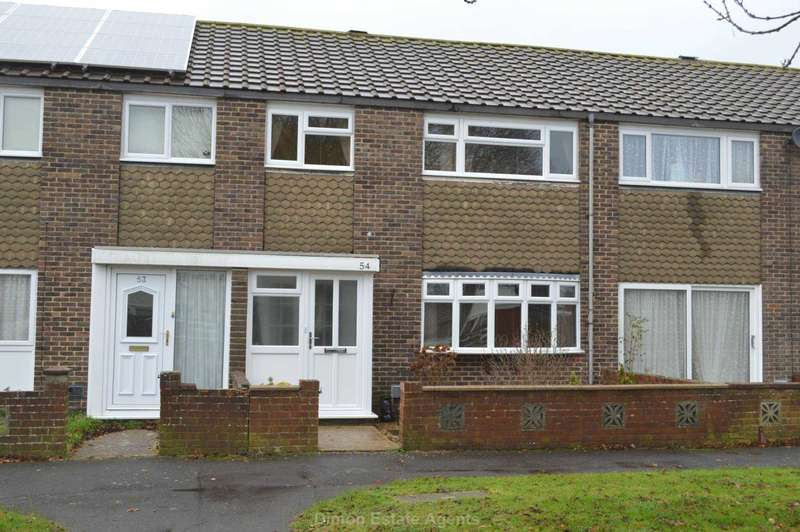 3 Bedrooms Terraced House for sale in The Links, Rowner