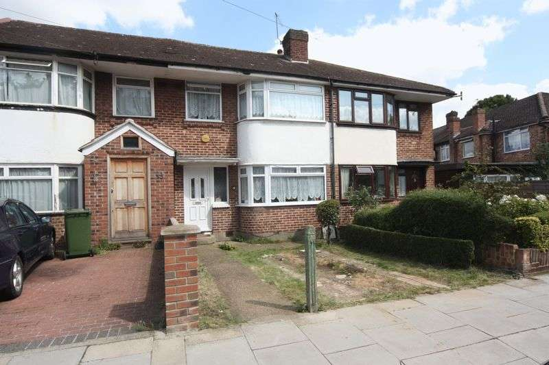 3 Bedrooms Terraced House for sale in George V Way, Perivale, Greenford