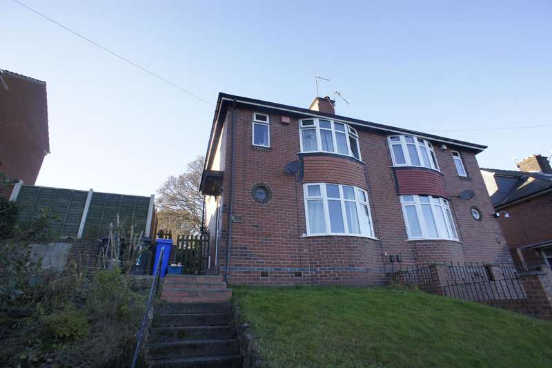3 Bedrooms Semi Detached House for sale in Lees Hall Road, Norton Lees, Sheffield, S8 9JN