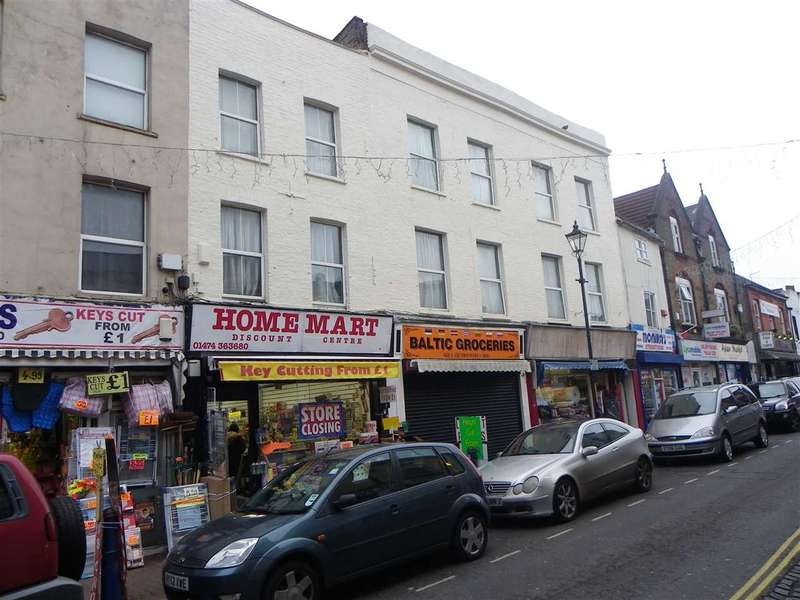 Property for sale in Queen Street, Gravesend