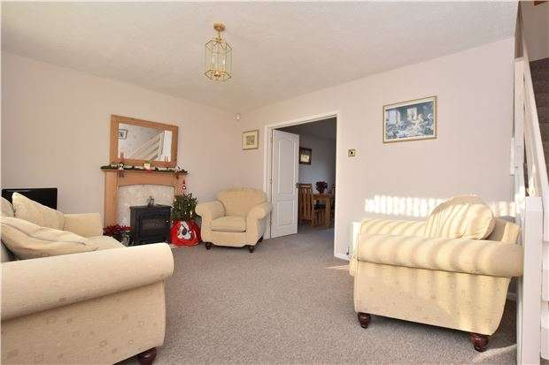 3 Bedrooms Terraced House for sale in Pennine Road, Oldland Common, BS30 8QD