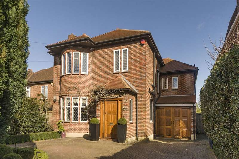 4 Bedrooms House for sale in Hermitage Lane, Hampstead, NW2